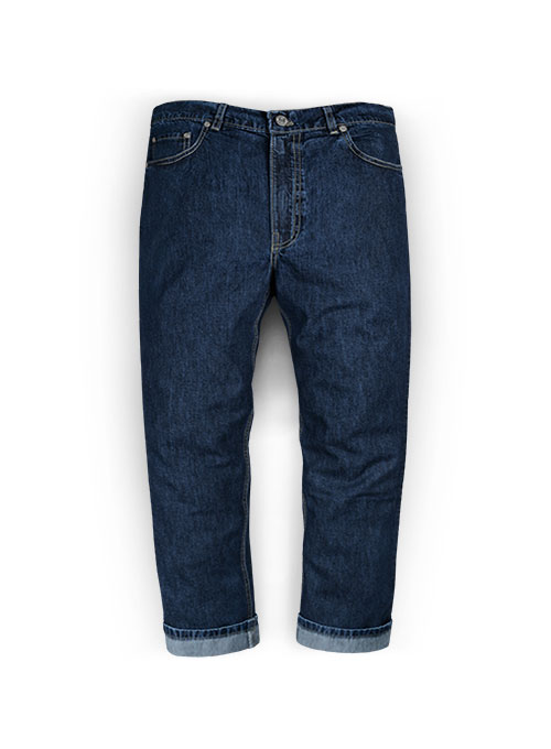 Kids Heavy Blue Jeans