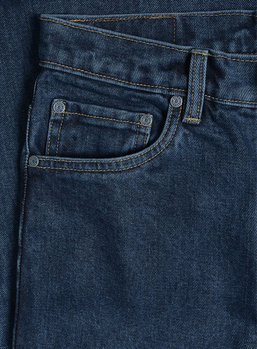 Kings Heavy Blue Jeans - Denim X Wash
