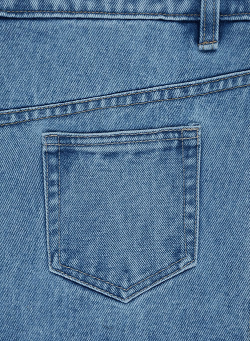 Kings Heavy Blue Jeans - Light Blue
