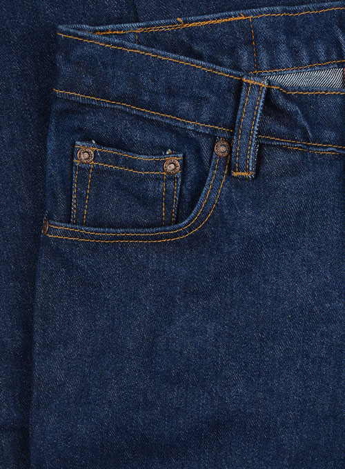 Kings Heavy Blue Jeans - Hard Wash