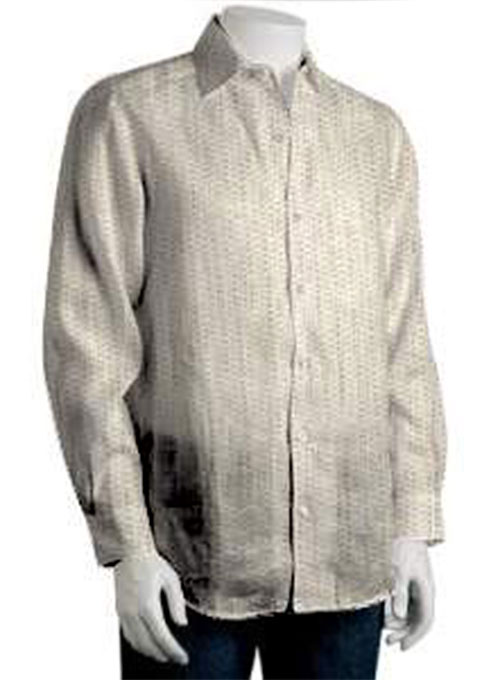 Linen Shirt - Pre Set Sizes - Quick Order