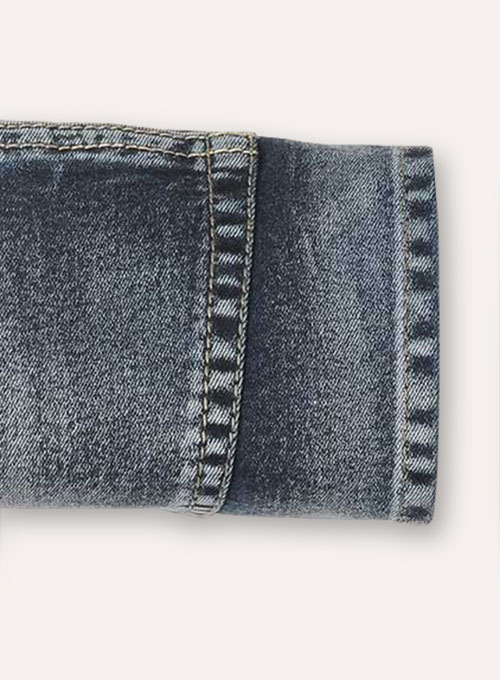 The Looker Ultra Stretch Jeans - Vintage Wash