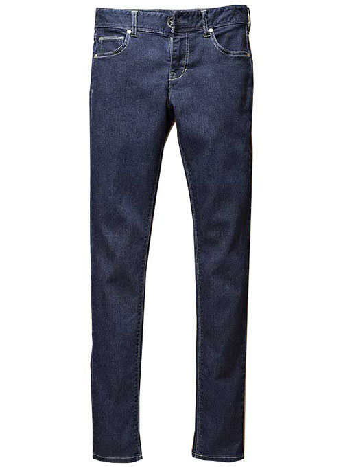 The Looker Ultra Stretch Jeans - Denim-X