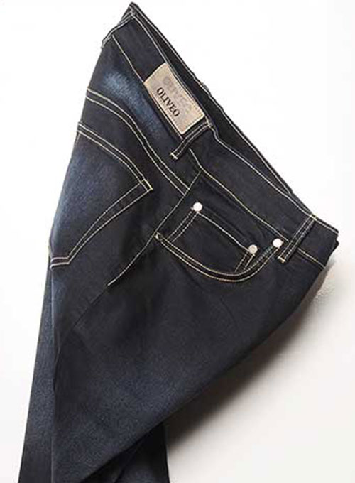 The Looker Ultra Stretch Jeans - Scrape Wash