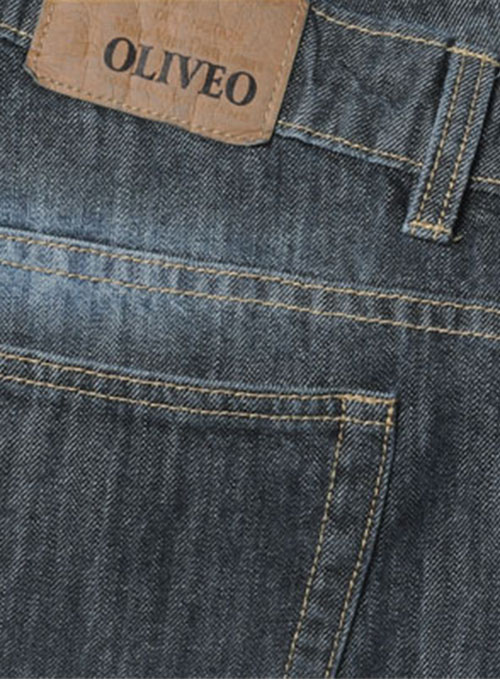 Machine Gun Denim Jeans - Denim-X Scrape Wash