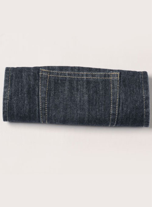 Machine Gun Denim Jeans - Hard Wash
