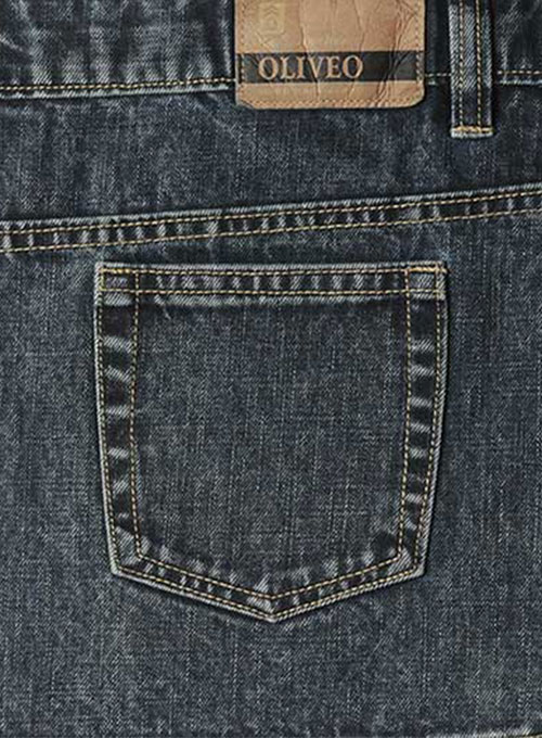 Mighty Marcus Denim Jeans - Blast Wash