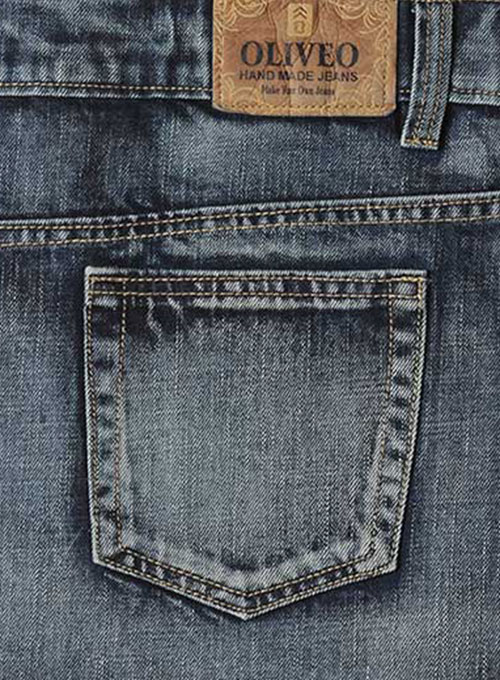 Mighty Marcus Denim Jeans - Vintage Wash