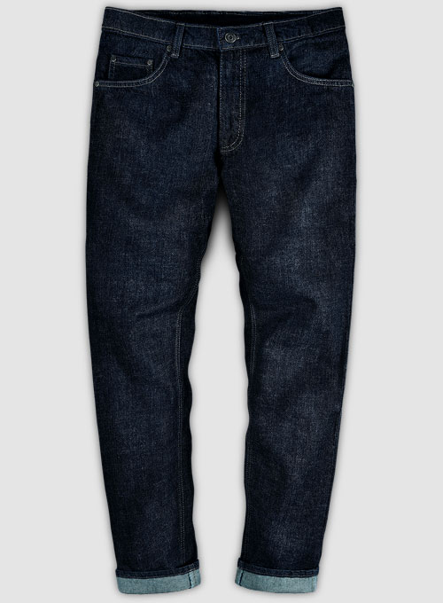 Mighty Marcus Denim Jeans - Hard Wash