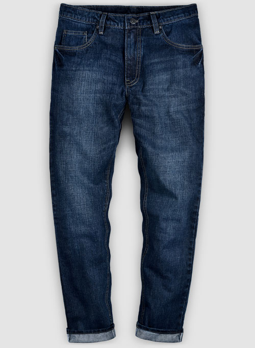Mighty Marcus Indigo Wash Whisker Jeans