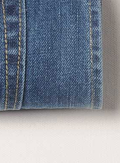 Mighty Marcus Denim Jeans - Light Blue