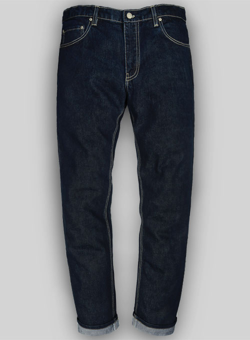 My First Custom Jeans - Dark Blue