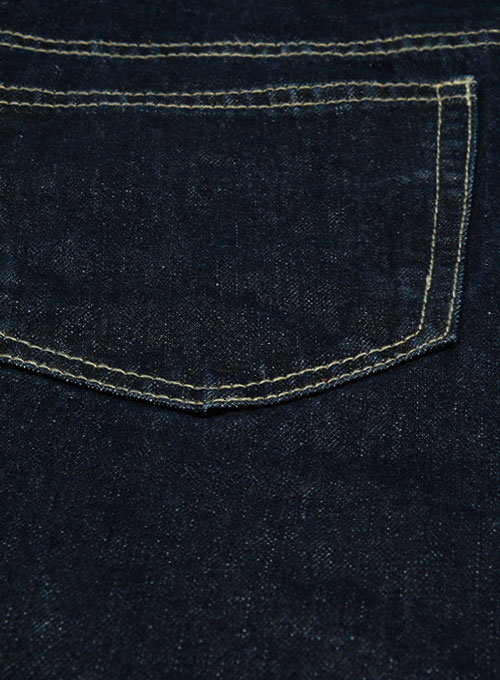 My First Custom Jeans - Dark Blue - 10 oz Denim