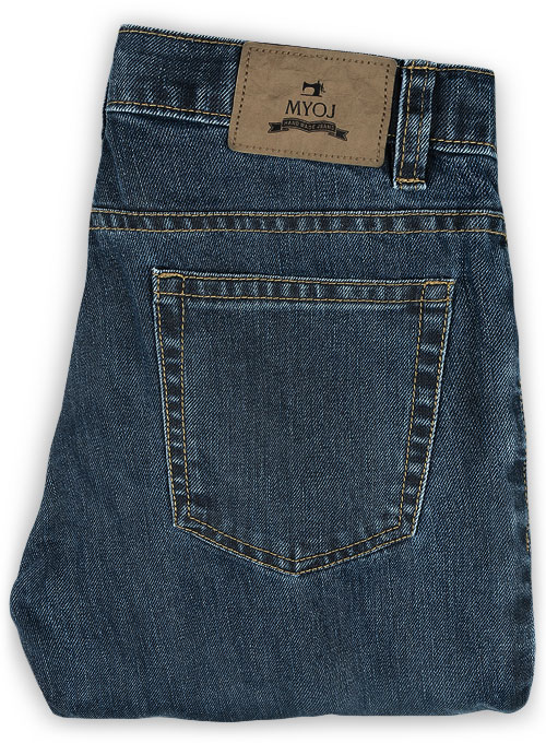 Nevis Blue Jeans - Light Blue