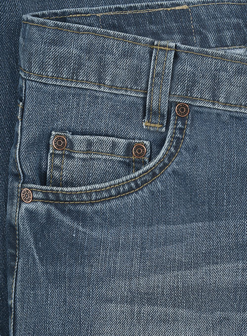 Nevis Blue Jeans - Stone Wash - Click Image to Close