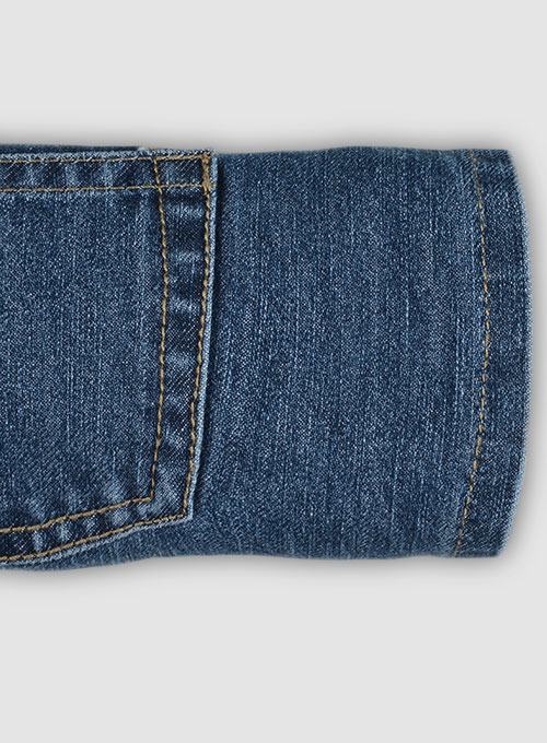 Olympus Blue Light Wash Jeans - Click Image to Close