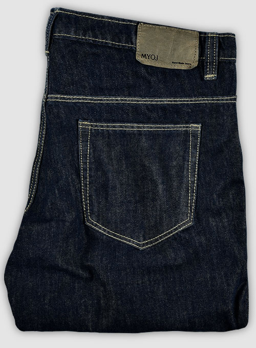Olympus Blue Hard Wash Jeans - Click Image to Close