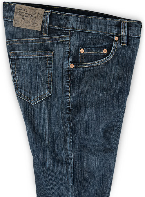 Party Stunner Stretch Jeans - Vintage Wash