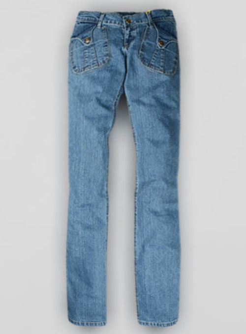 Womens Trouser Jeans