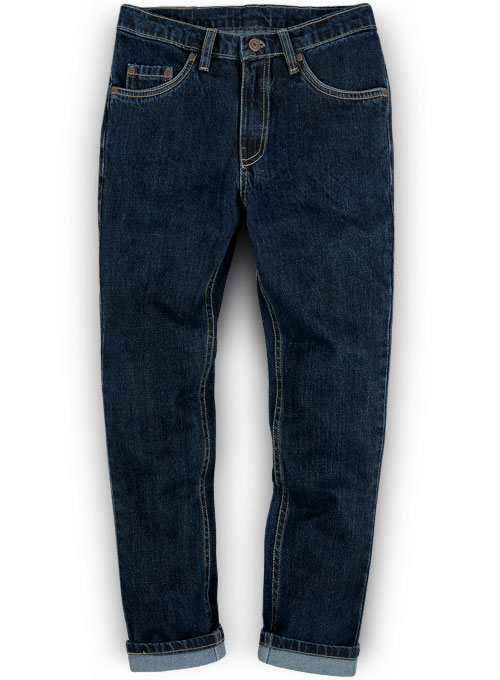 Rage Blue Jeans - Denim-X Wash