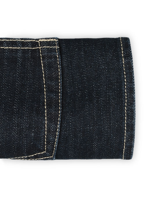 Rage Blue Jeans - Hard Wash - Click Image to Close