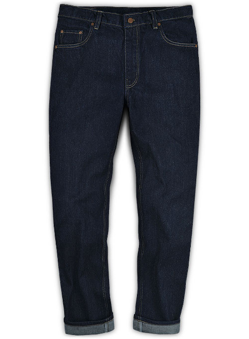Ranch Blue Hard Wash Jeans
