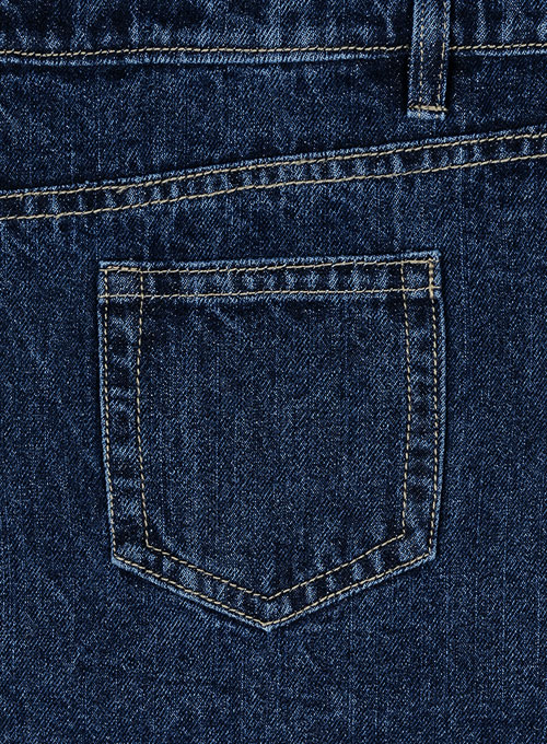Ranger Blue Denim-X Wash Jeans