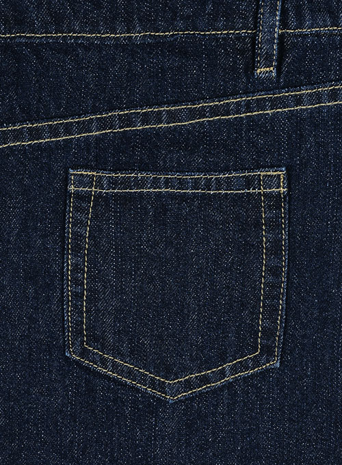 Ranger Blue Hard Wash Jeans