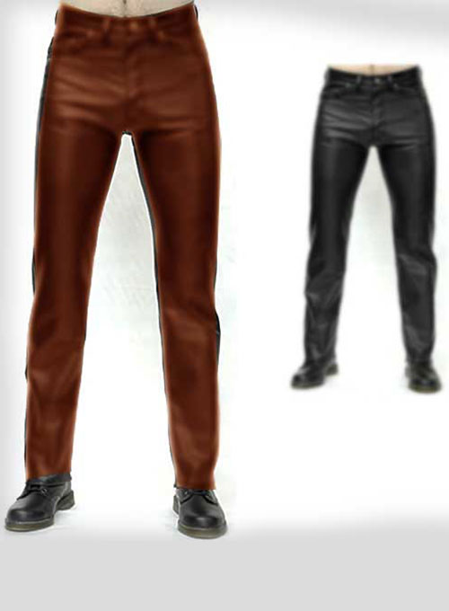Ready Leather Pants - Quick Order - 50 Colors