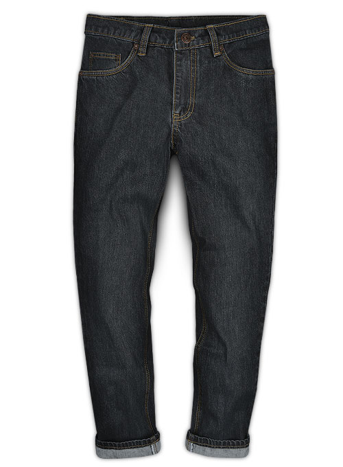 Rooster Black Jeans - Denim X