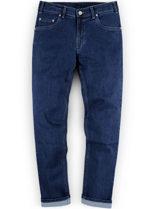 Rover Blue Stretch Jeans - Denim X