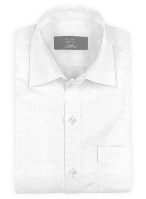 Royal Oxford Cotton Shirt - Full Sleeves