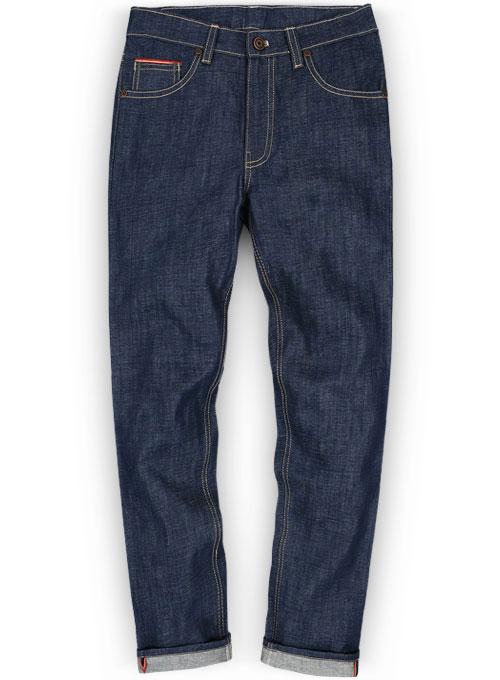 Womens Stretch Denim Jeans