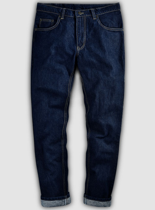 Skywalk Blue Jeans - Hard Wash