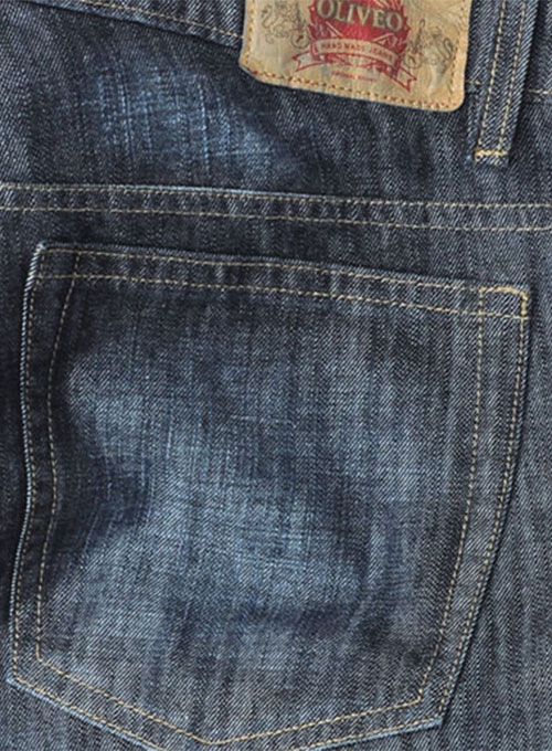 Slater Jeans - Scrape Hard Washed