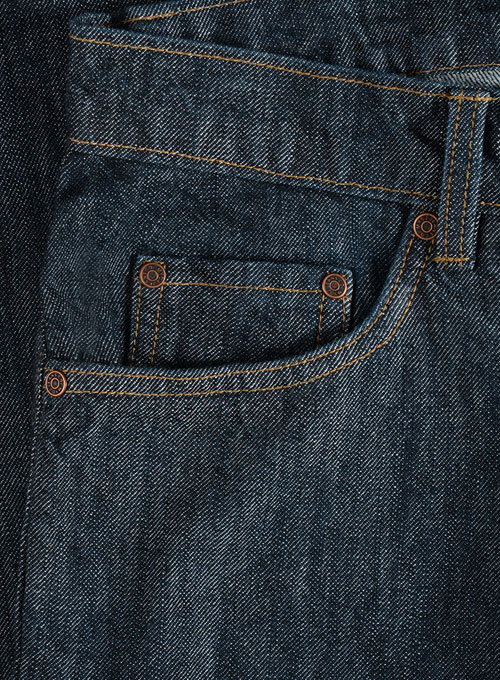 Slater Jeans - Hard Washed