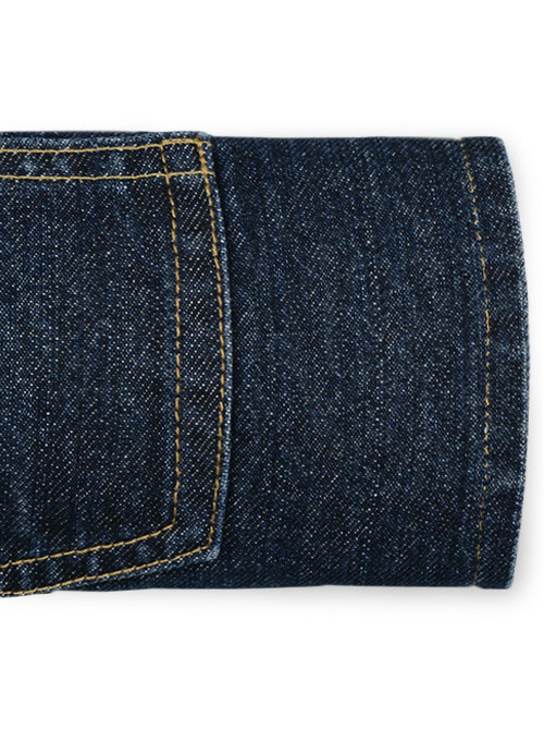 Sterling Blue Indigo Wash Jeans - Click Image to Close