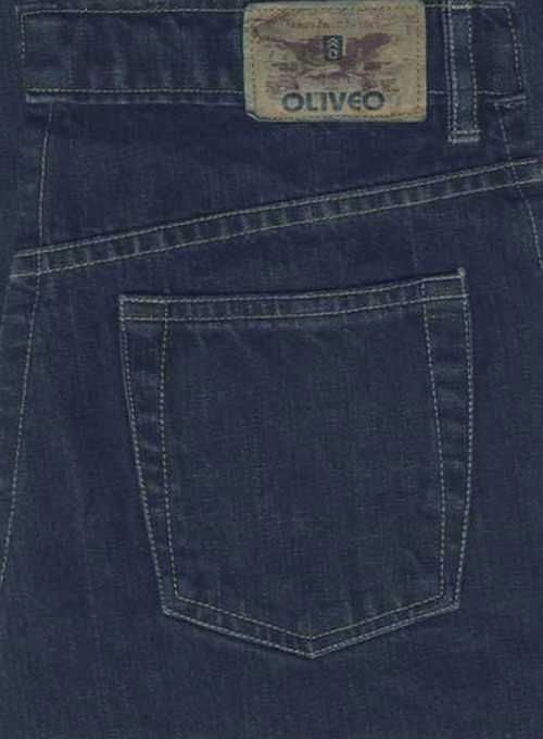 Deadly Dark Blue  Jeans - Denim X Wash