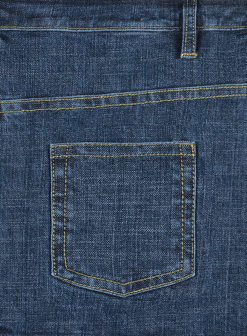 Texas Blue Stretch Jeans - Denim-X