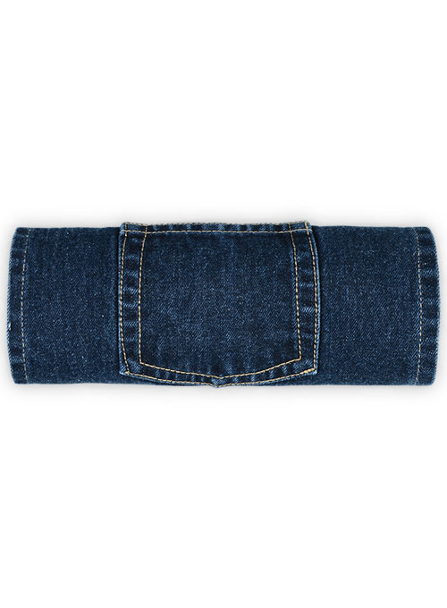 The Blue Indigo Wash Jeans - Click Image to Close