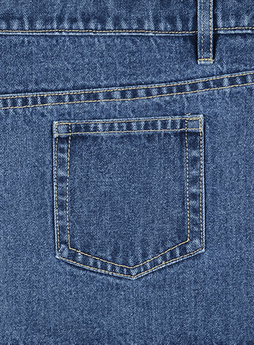 The Blue Stone Wash Jeans