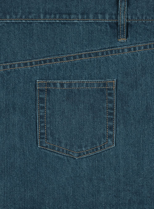 Charlie Blue Stone Wash Jeans