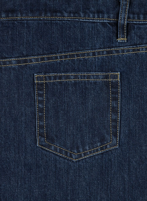 Thunder Blue Denim-X Wash Jeans