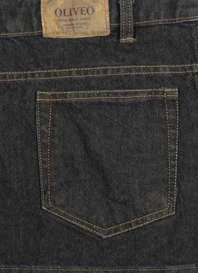 Denim-X On Tinted Fabric Jeans