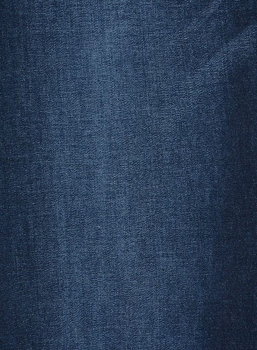 Titus Blue Indigo Wash Whisker Stretch Jeans - Click Image to Close