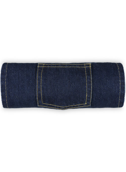 Toronto Blue Hard Wash Jeans - Click Image to Close