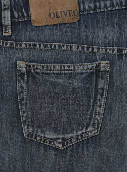 Travellers Blue - Vintage Wash