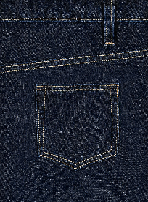 Travellers Blue Hard Wash Jeans