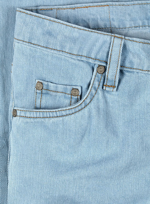 Tremor Blue Light Wash Jeans - Click Image to Close