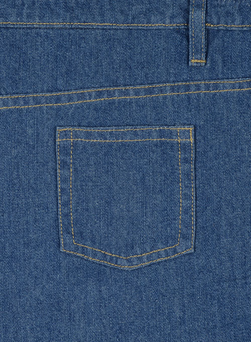 Tremor Blue Hard Wash Jeans